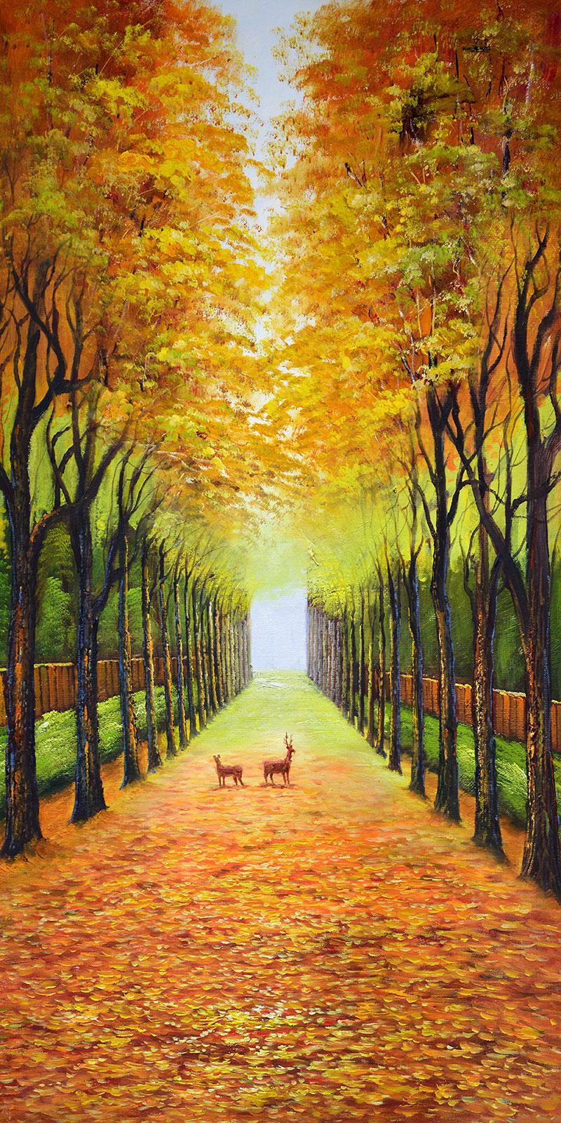 壁纸 风景 森林 桌面 800_1600 竖版 竖屏 手机